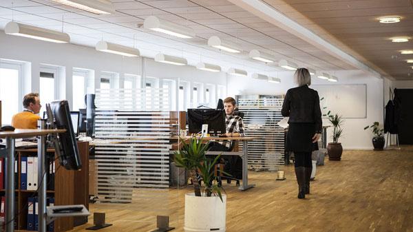 bureau open space